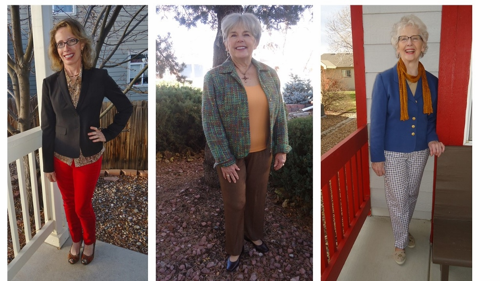 Blazers for the 50's, 60's & 70's