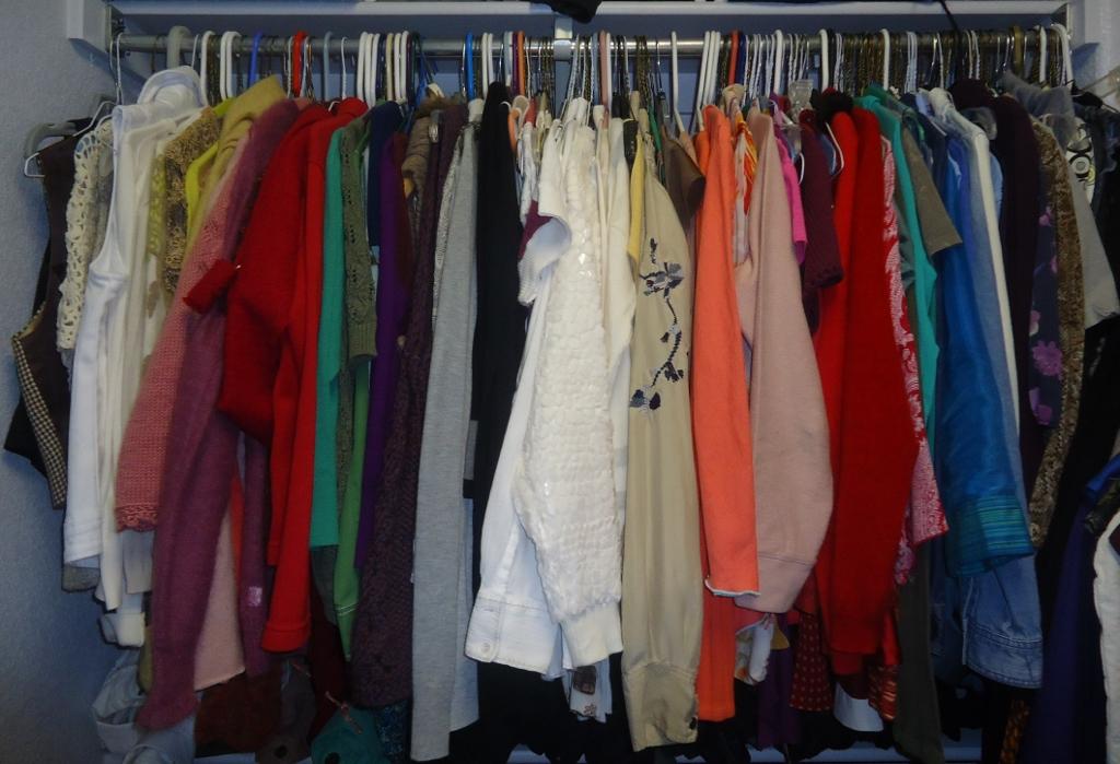shirt organizataion