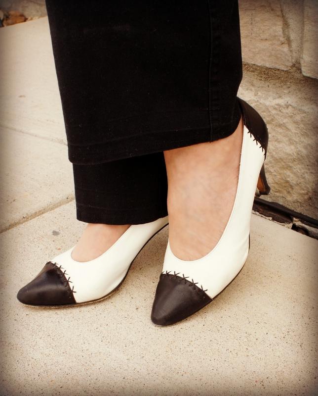 Black & White for the 50's, 60's, & 70's
