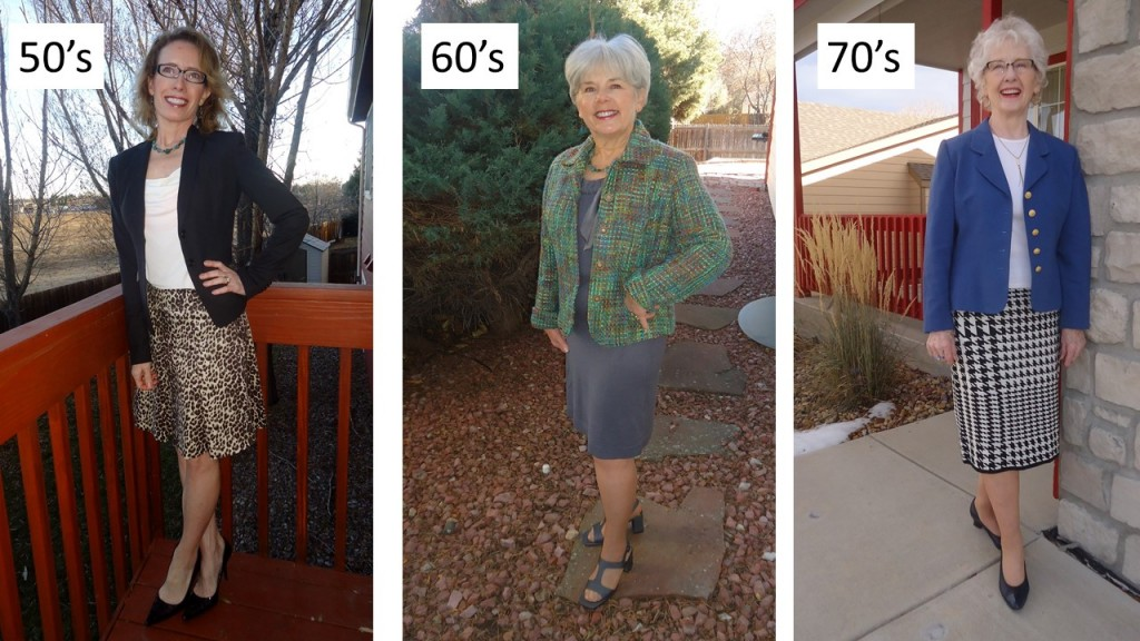 blazers for the 50's, 60's, & 70's