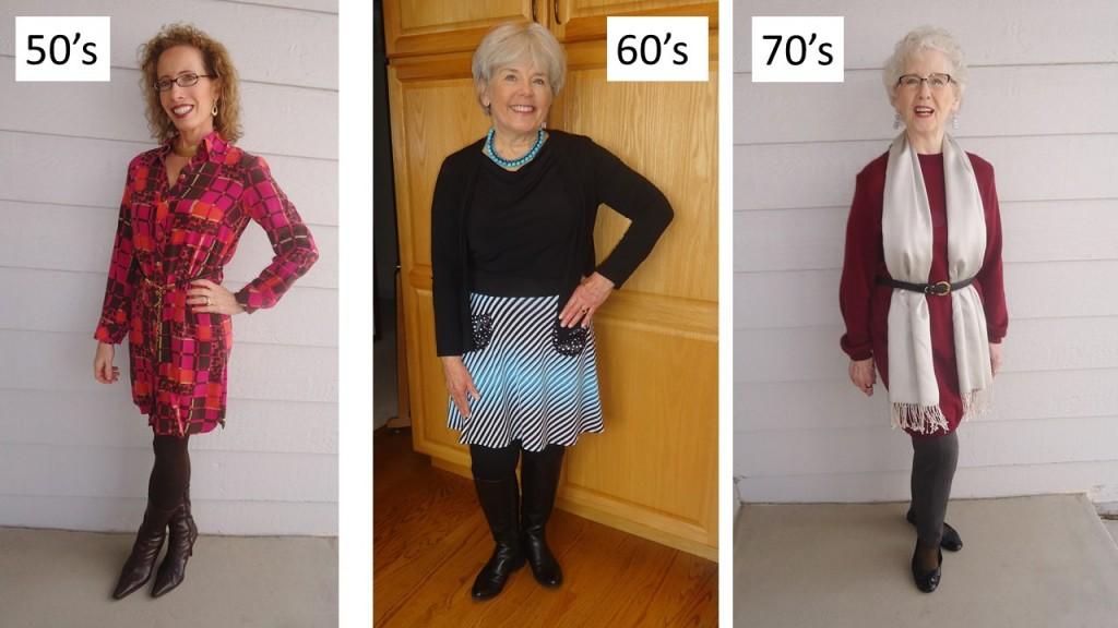 Leggings for the 50's. 60's. & 70's