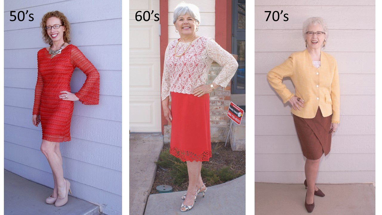 Lace for the 50's, 60's & 70's