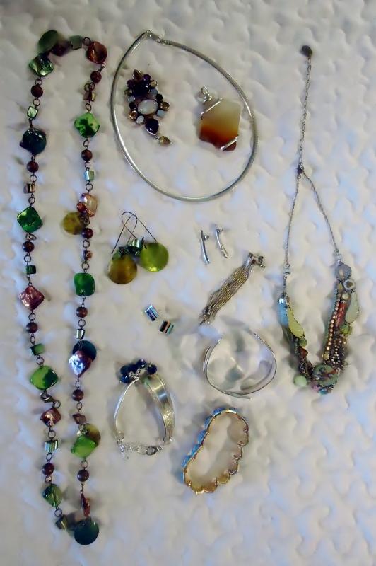 Travel Capsule--Jewelry