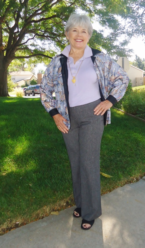 Bomber Jackets for Women ages 50, 60 & 70