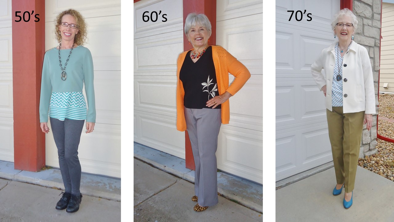 Matching Set for the 50's, 60's, & 70's