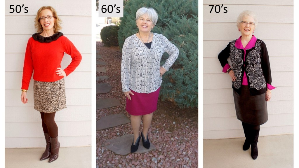 Animal Prints for the 50's, 60's & 70's.