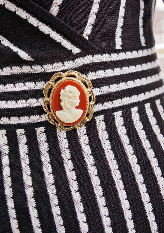 Brooches for the 50's, 60's, & 70's.