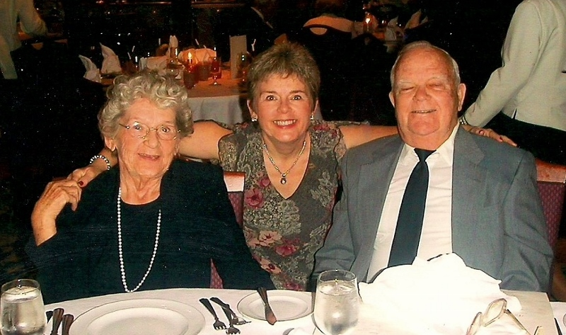 Pearl Necklace worn by 4 generations-the 40's through the 70's.