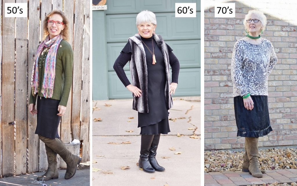 Winter Version of the LBD for 3 Generations.