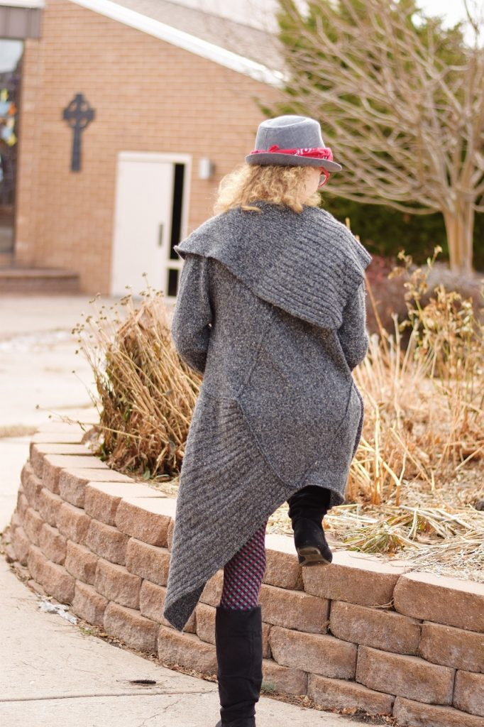 Making Sweaters Modern for any age group.