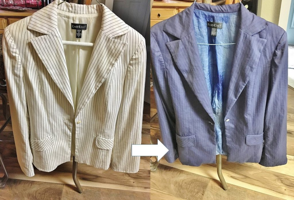 DIY-How to Dye your own clothing.