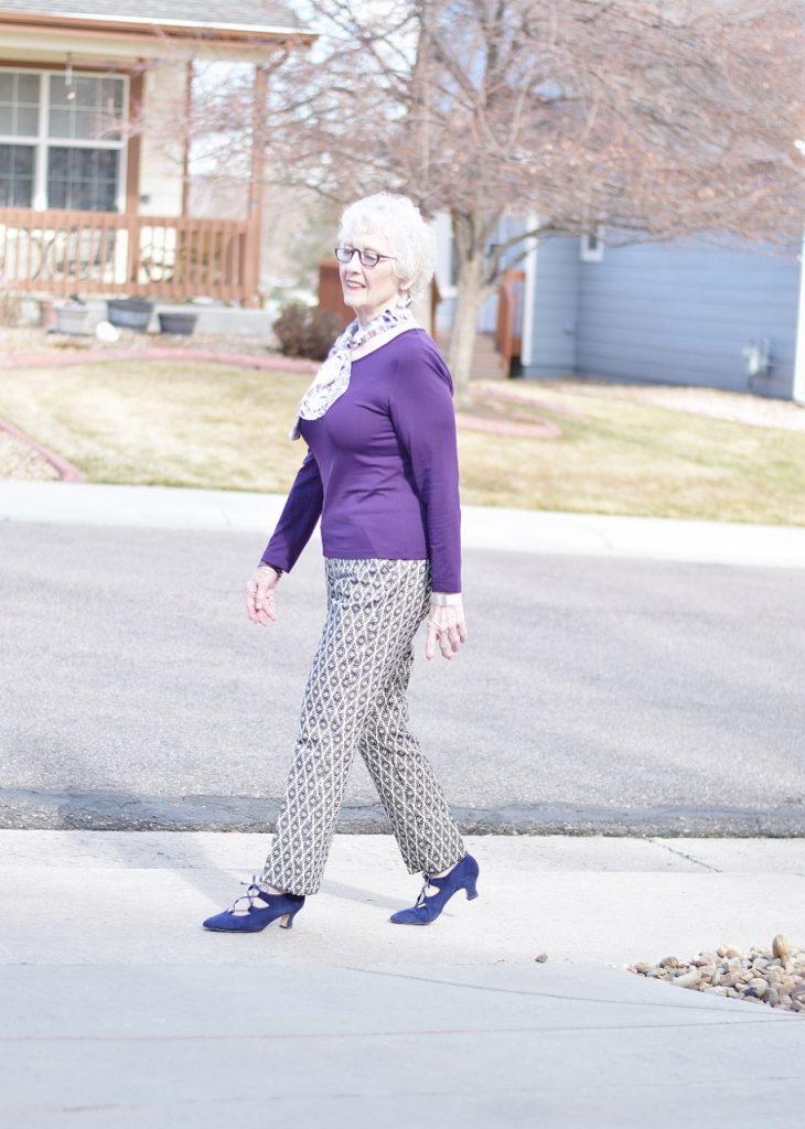 Fashion is Ageless & Sizeless.