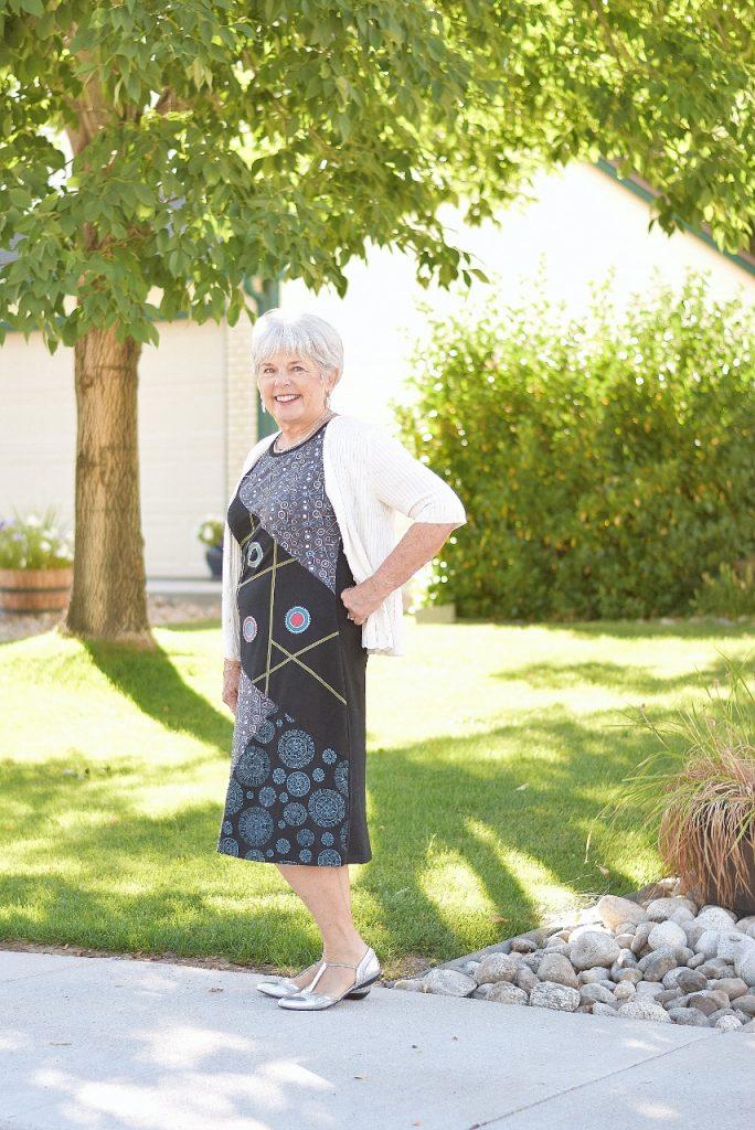 Sentimental clothing for Women 60+