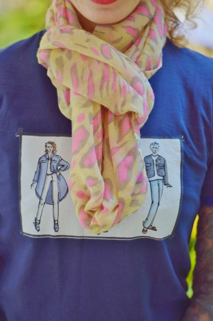 Styling & tying of scarves