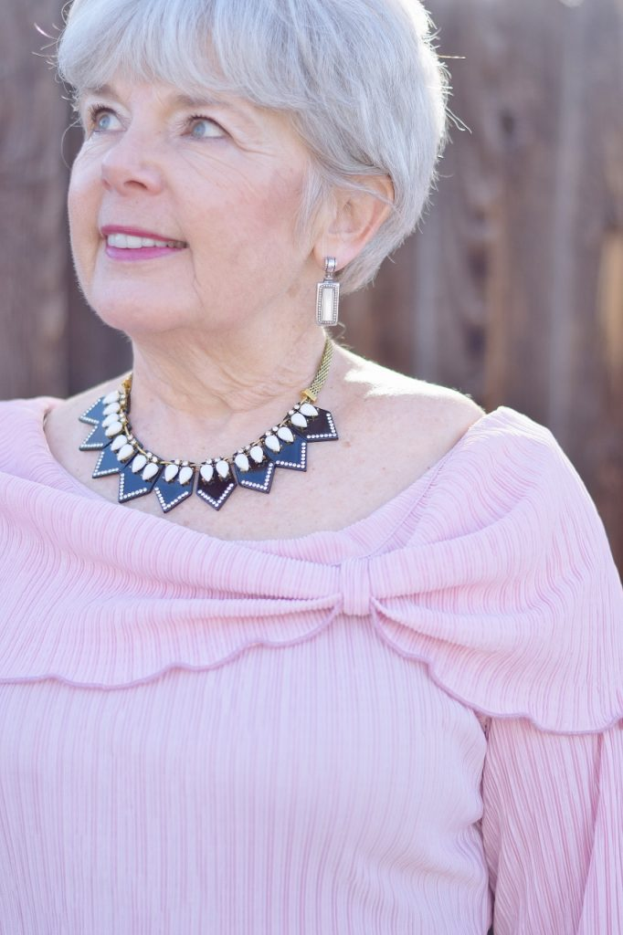 Restyling Pieces of clothing for Women over 50
