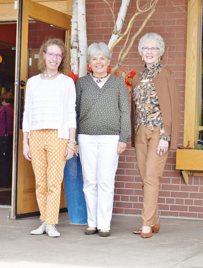 Women over 40 and shopping.