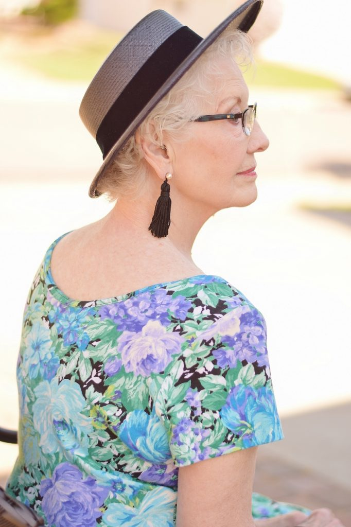 How your hat can add sass to an outfit