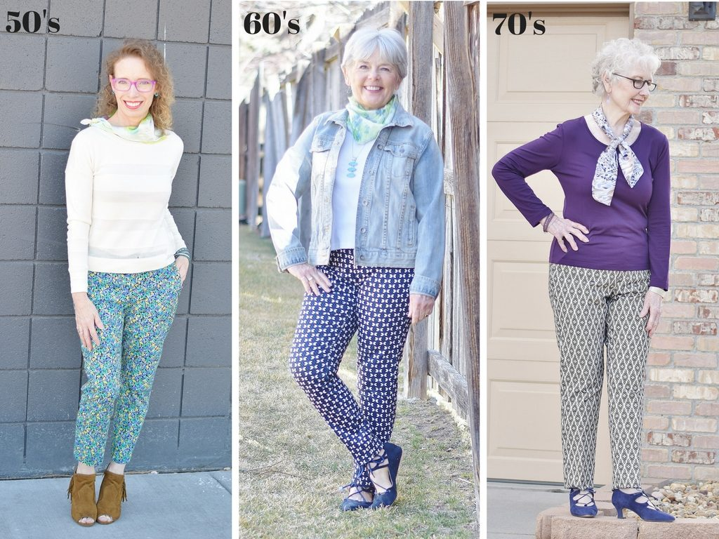 Style is ageless & sizeless!