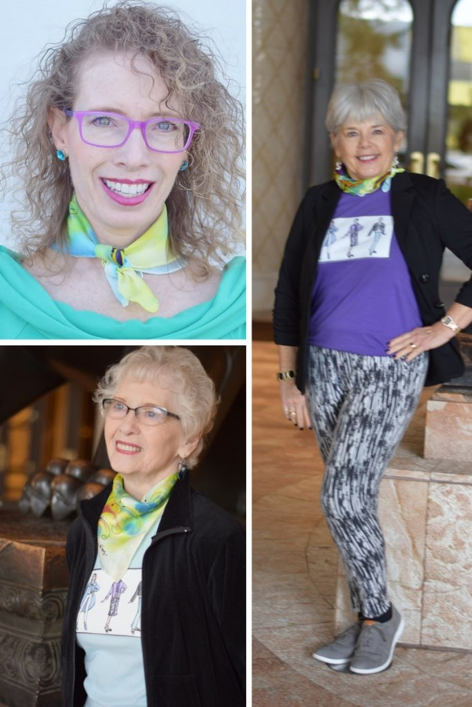 Details to make Women over 50 Fabulous