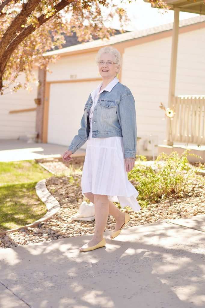 Style for Women over 70