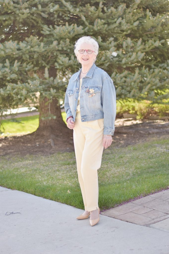 Styles for Women over 70