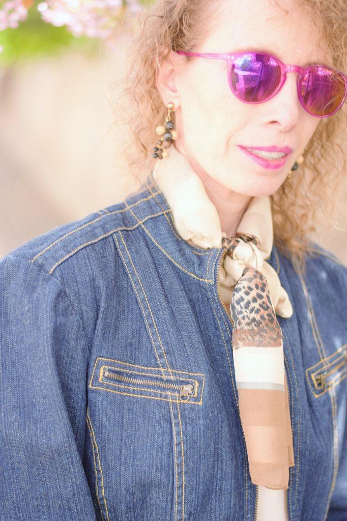 Denim Jackets for Women over 50