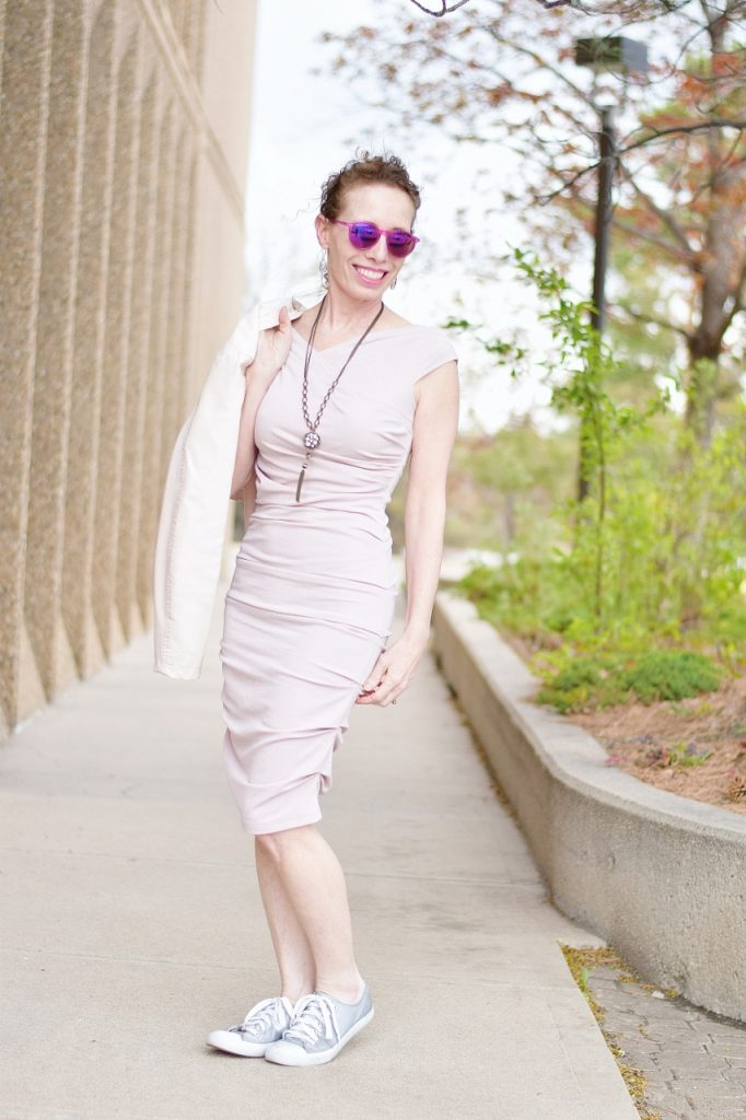 Fashion over 50 with dresses