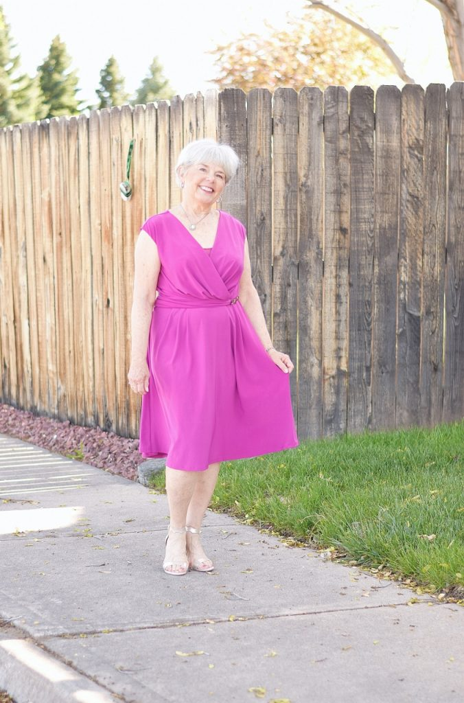 VIPme.com and selections of dressed for Women over 60
