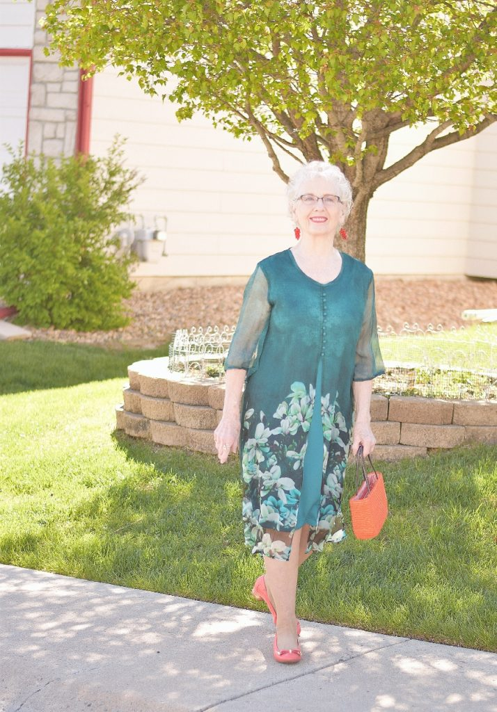 Buying dresses online for women over 70