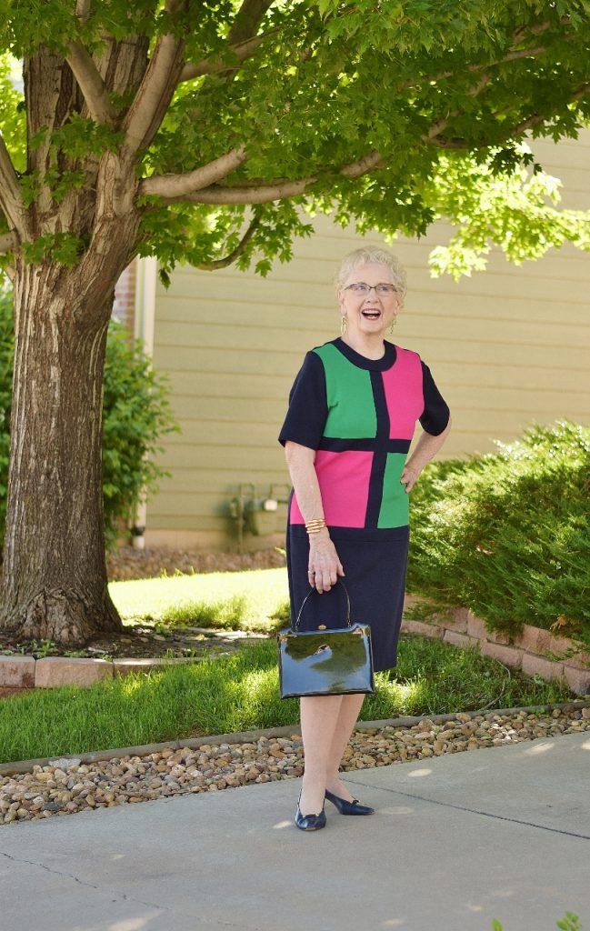 Classic vs modern dress for women over 70