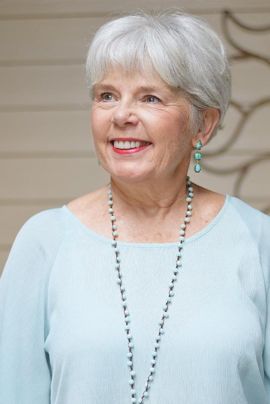 Women over 60 & Bright Lipstick