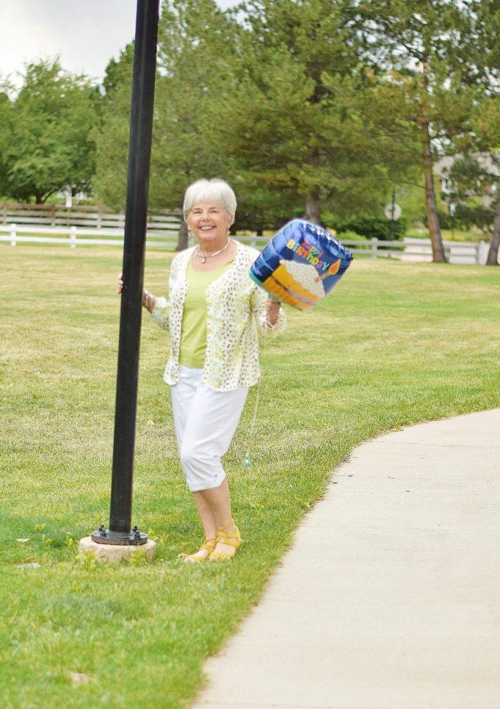 Summer Style for Women over 60
