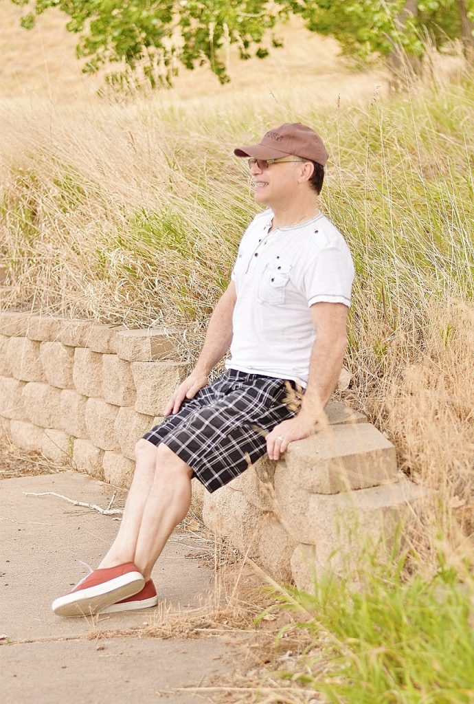 Mens Summer Fashion Over 50 Men S Summer Style In Short For Guys Over 50 Years Old jodie s touch of style