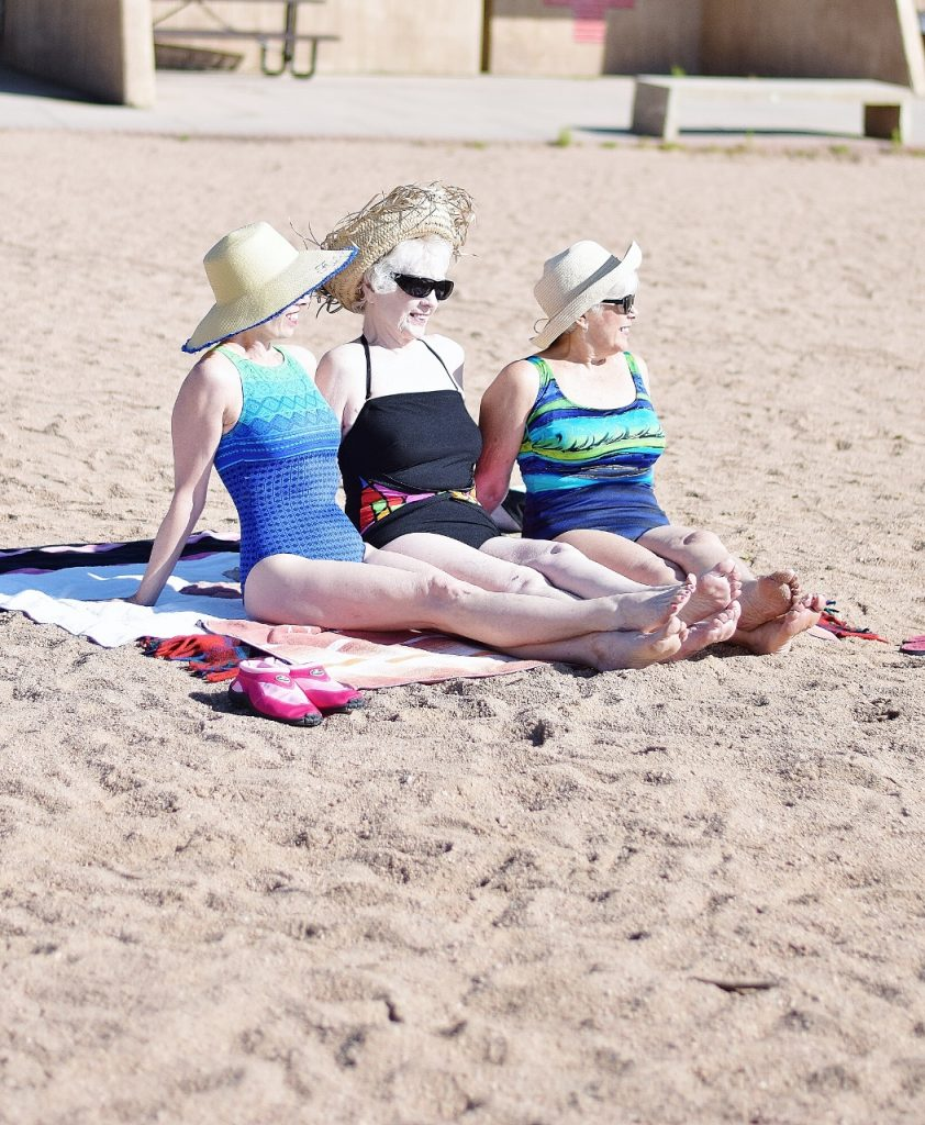 Beach Style for Older Women