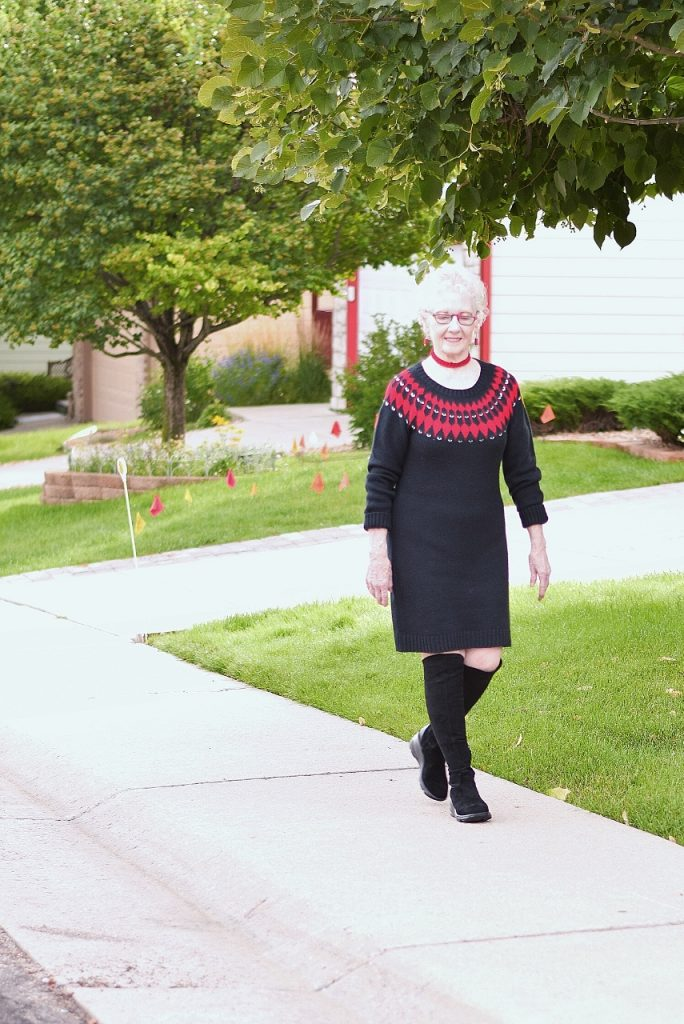 Fall Shoes for Women over 70