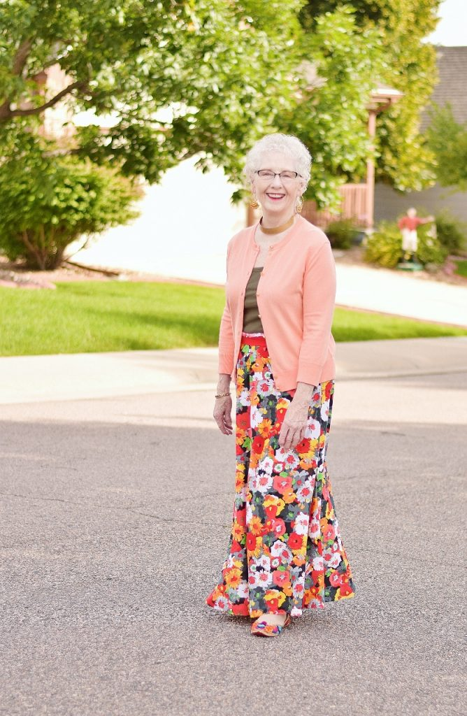 Layering for Women over 70