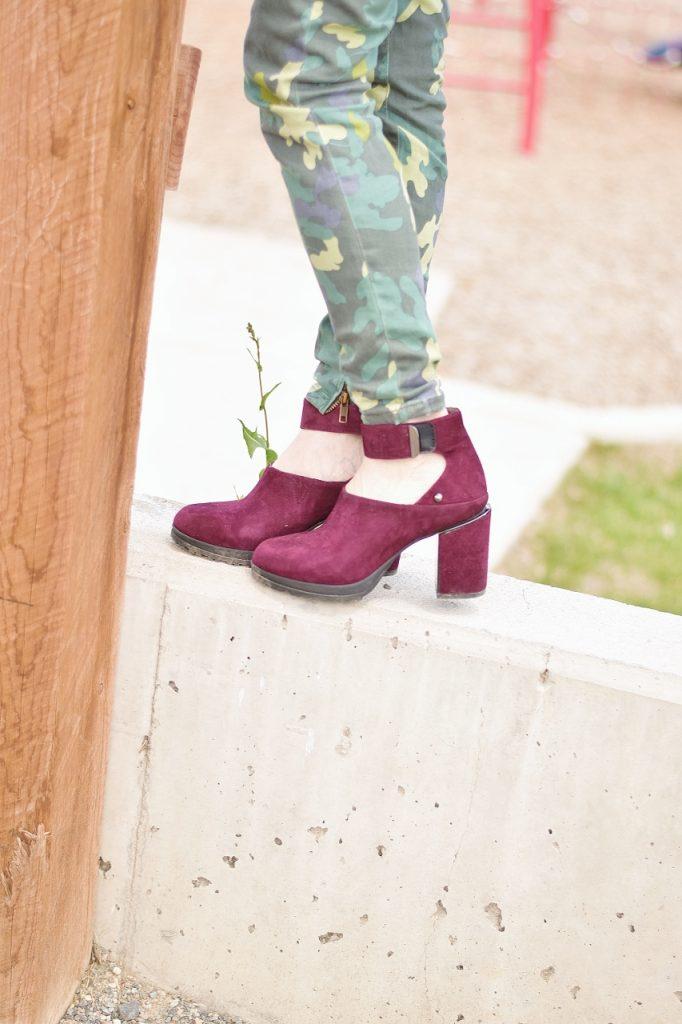 Jambu shoes with Camo