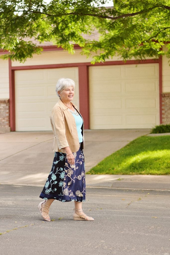 Women 60+ and Layering