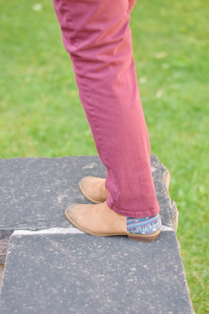 Fall outfits with ankle boots