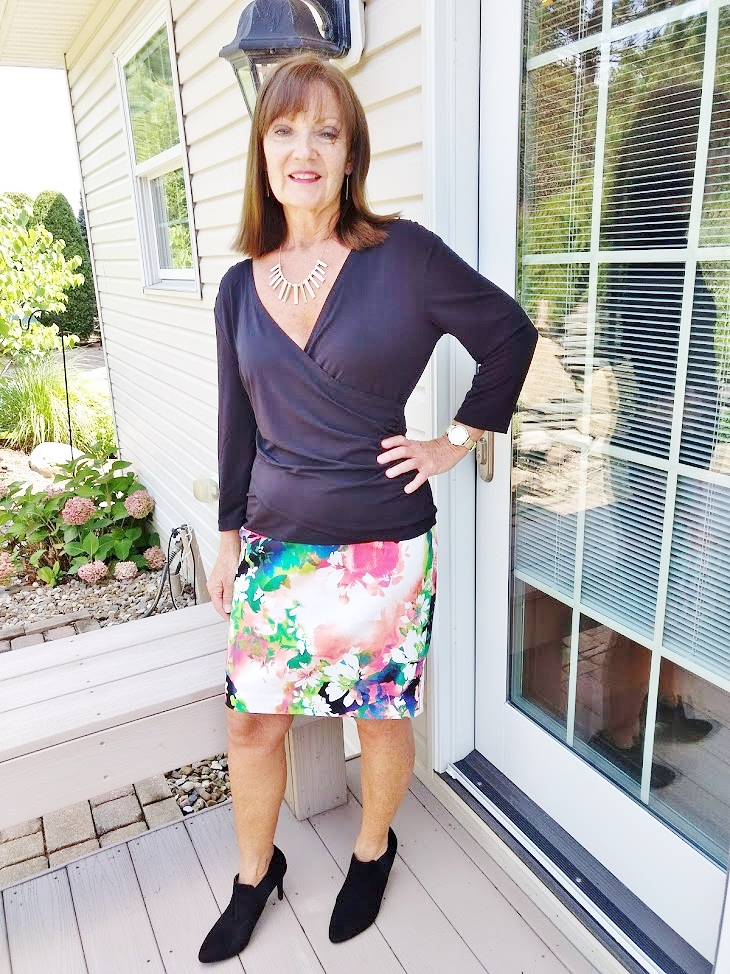 Booties to transition for Women over 50