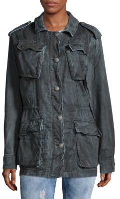 Fall Trends in Utility Jackets