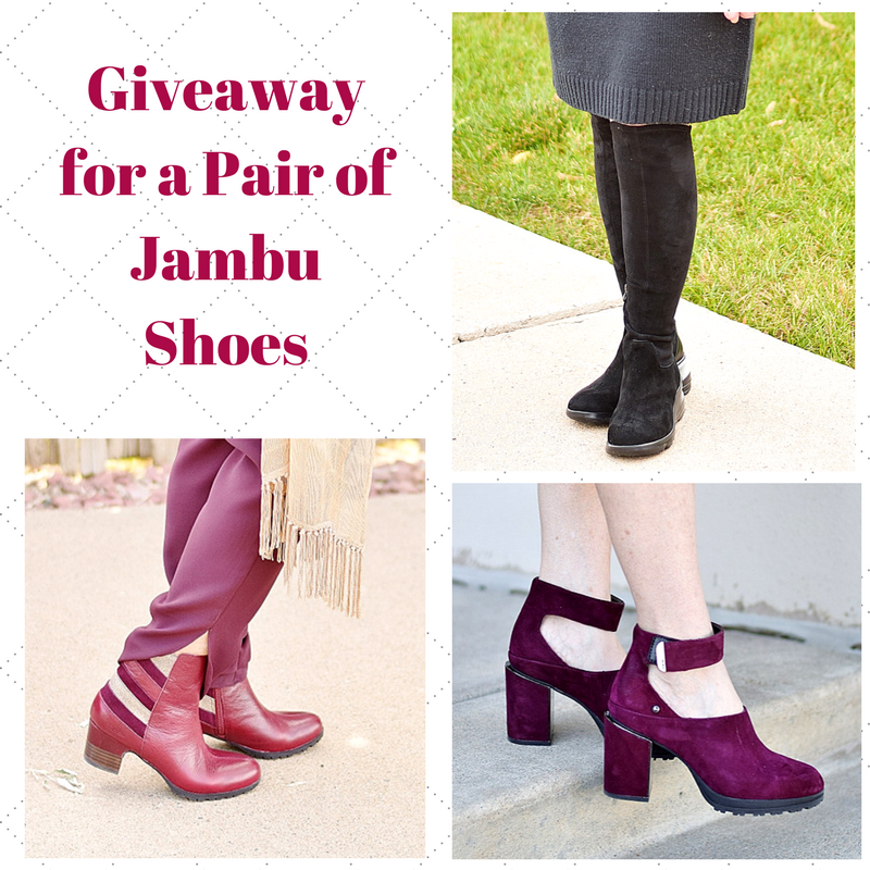 Fall Shoes giveaway