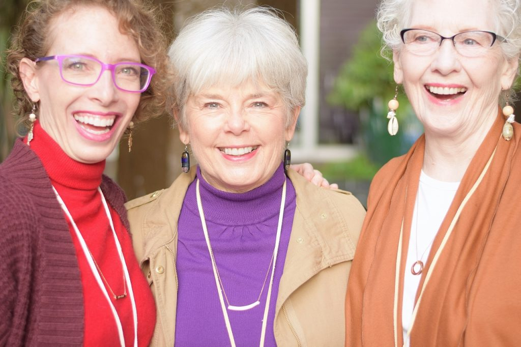 Jewelry for 3 generations of women