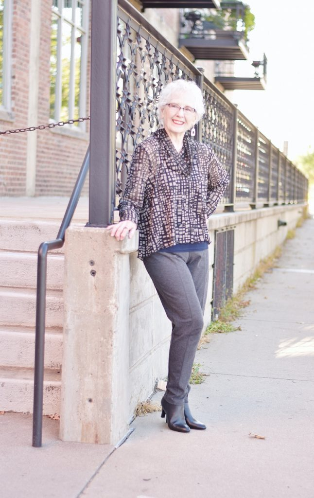 Brook's Tunics for Women over 70