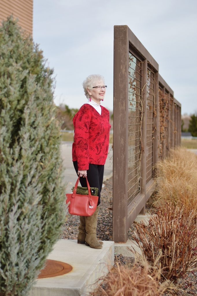Holiday inspired looks for Women over 70