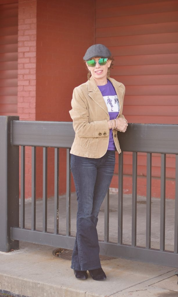 Dylan Sanders style for women 50+