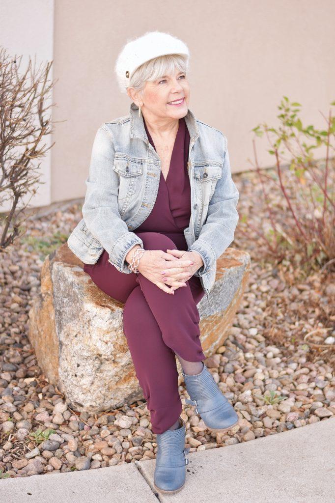 Dylan Sanders for Women over 60