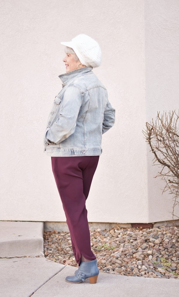 Dylan Sanders style for older women