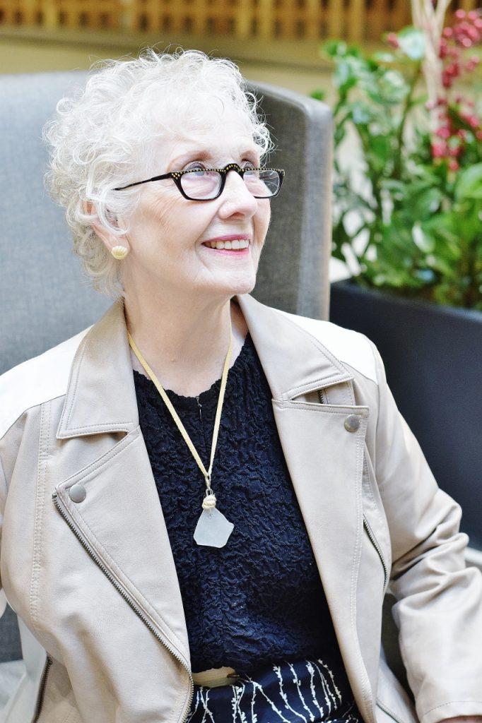 Dylan Sanders style for older aged women