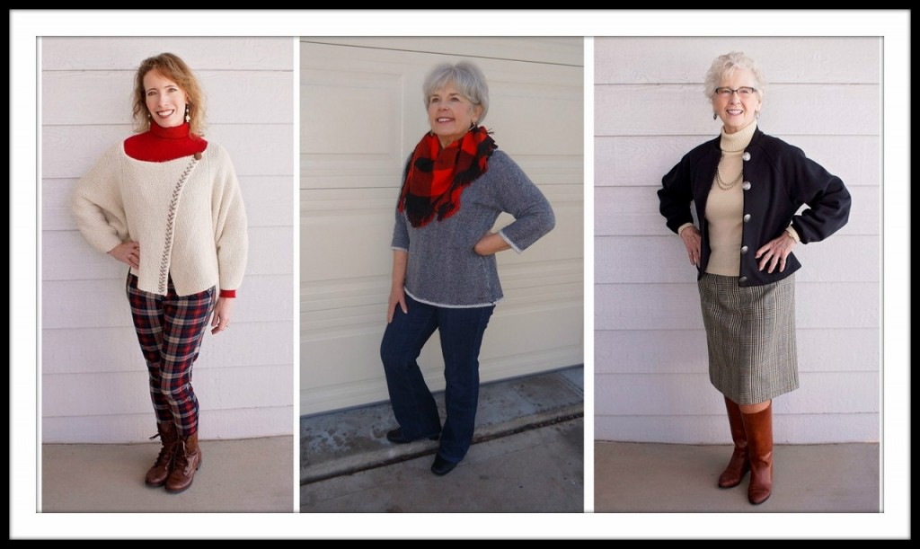 Plaid for the 50's, 60's, & 70's